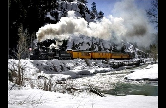 Durango - Silverton Steam Railroad